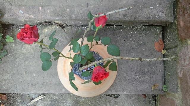 Vase von Keramik Atelier Brigitte Lang
