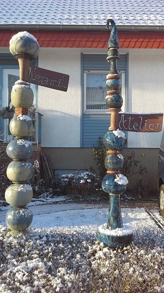 Keramik-Atelier Brigitte Lang in Rauenberg