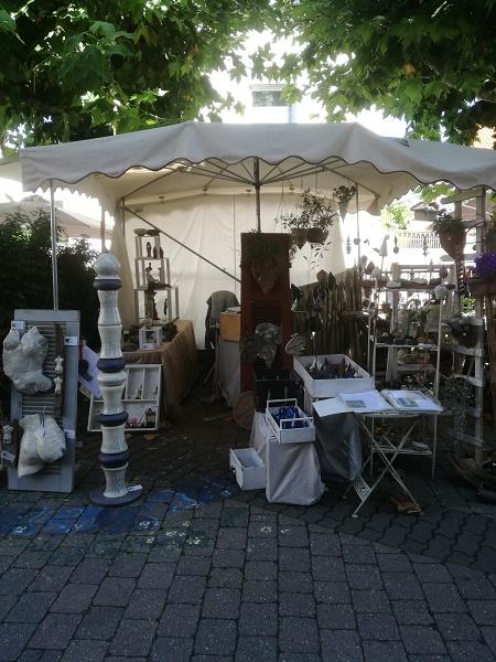 Marché de jardins à Maikammer
