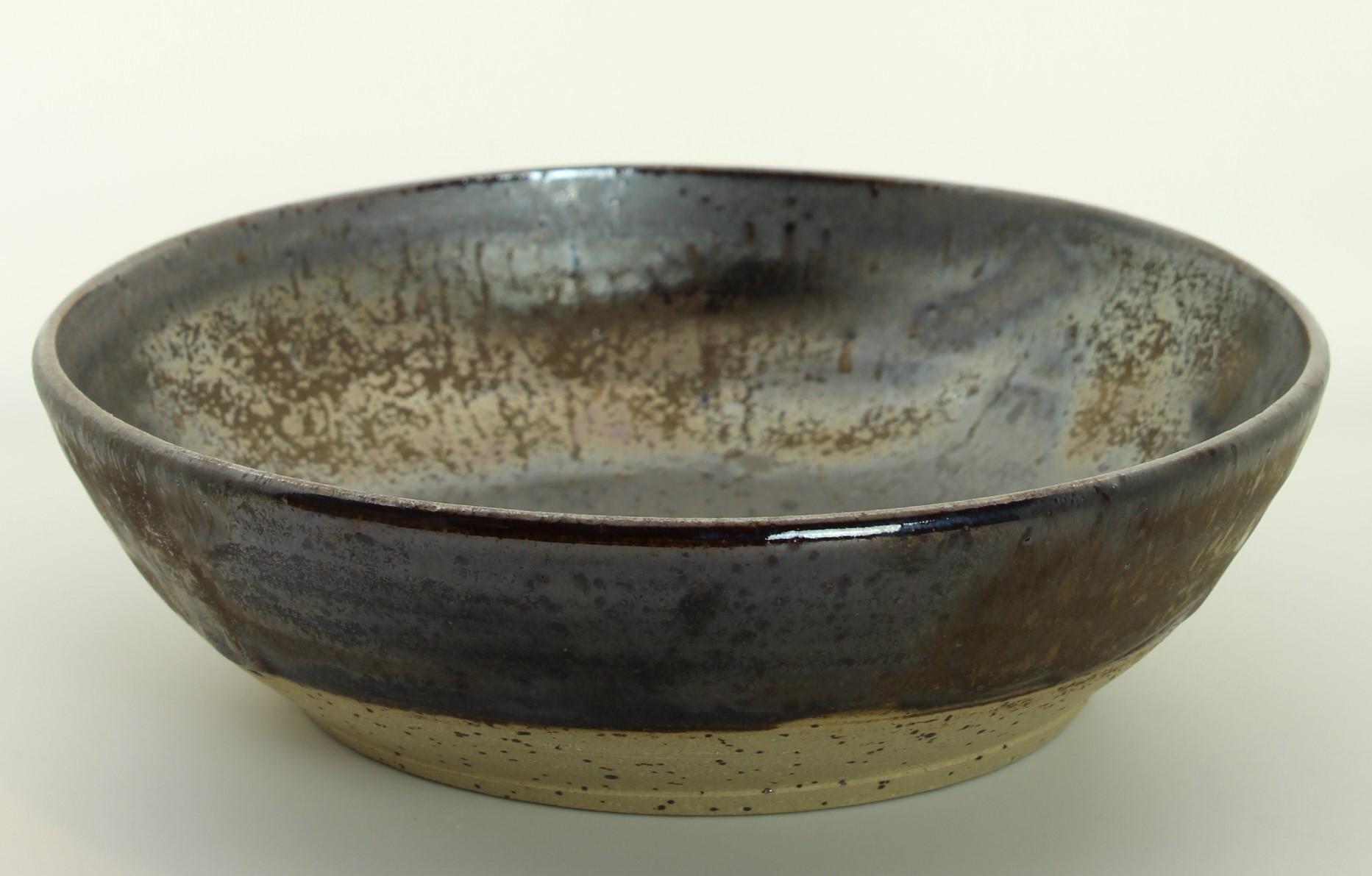 Salatschüssel - bronze