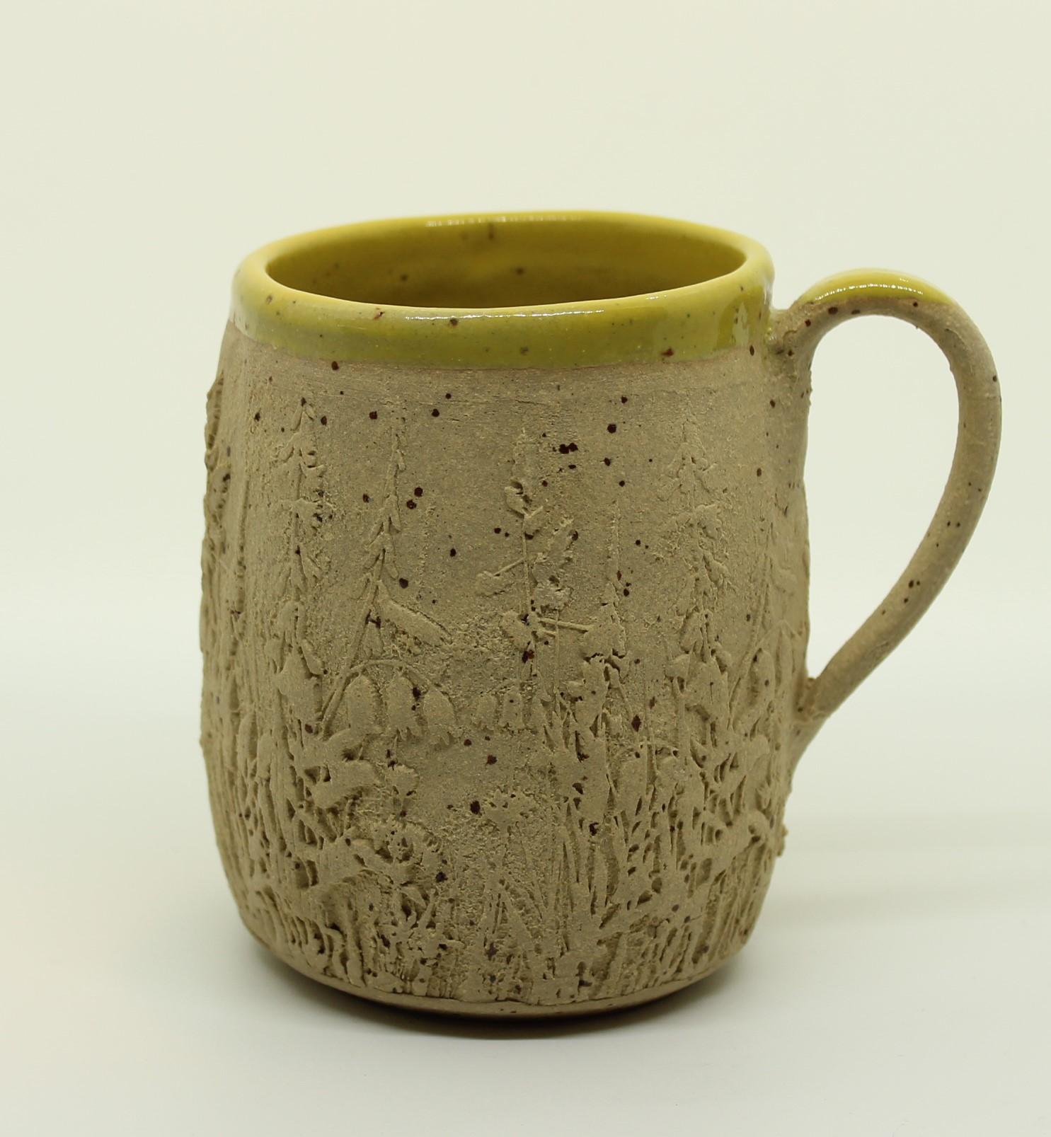Wiesen-Tasse gelb