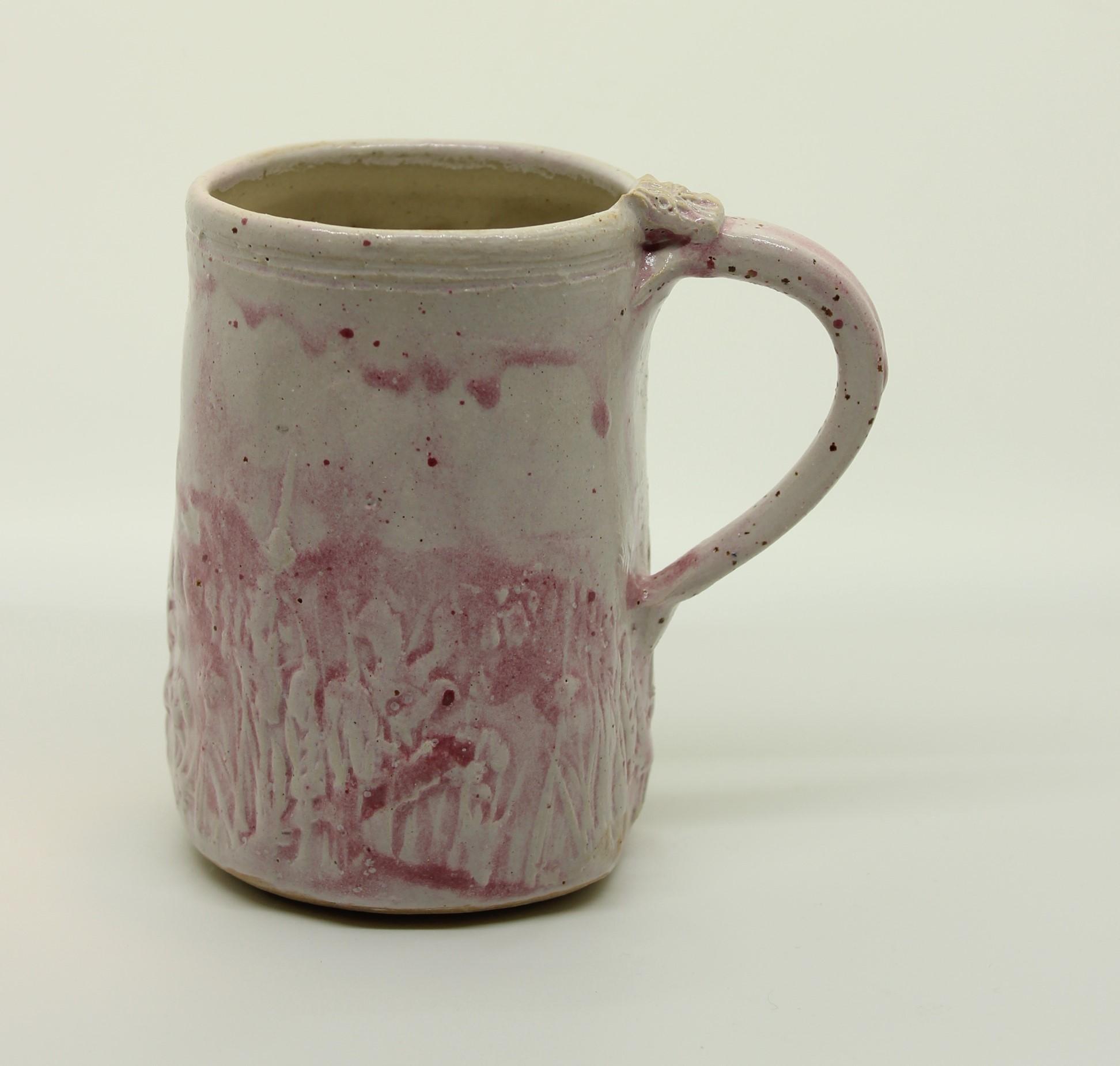Wiesen-Tasse rosa