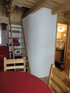 Chalet Les Lupins Chamonix Mont-Blanc  échelle