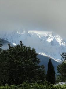 Mont-Blanc à Chamonix Chalet Les Lupins