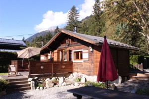 Chalet Les Lupins in Chamonix