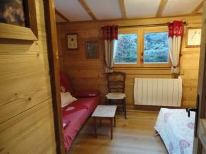 Chalet Les Lupins Chamonix - Schlafzimmer