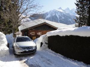 Chalet Les Lupins Chamonix Mont-Blanc  vue d'ensemble