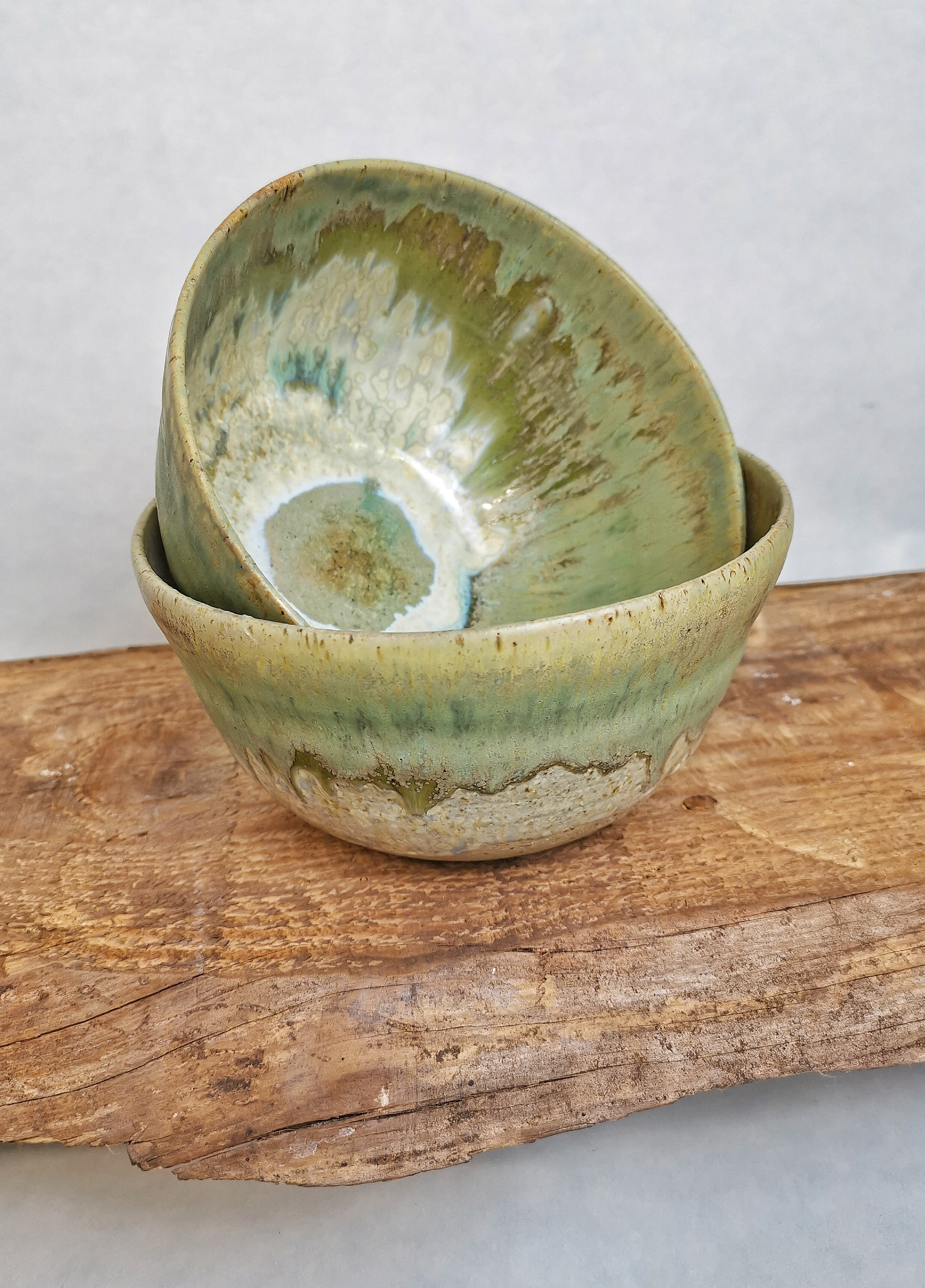 Bowl Moorland von Keramik-Atelier Brigitte Lang in Rauenberg