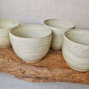 Bowls Perlmutt von Keramik-Atelier Brigitte Lang in Rauenberg