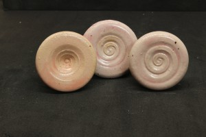 Knauf rosa von Keramik-Atelier Brigitte Lang in Rauenberg