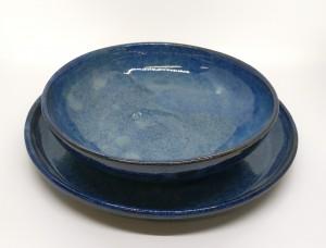 Suppenteller - Eßteller von Keramik-Atelier Brigitte Lang in Rauenberg
