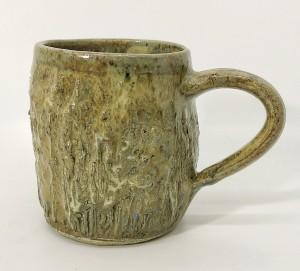 Wiesen-Tasse beige